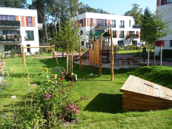 Planung Beratung Partizipation Garten Landschaftsarchitektur