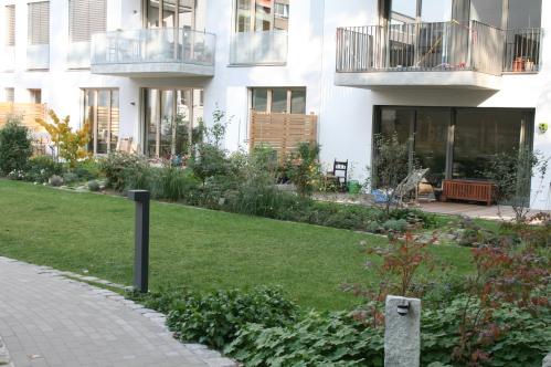 Gartenarchitektur und Landschaftsarchitektur