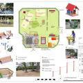 Übersicht Entwurf Grunderneuerung Spielplatz Arnoldstraße