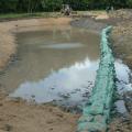 Teichsanierung mit Neuzonierung