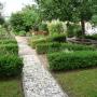 Überblick des therapeutischen Erlebnisgarten