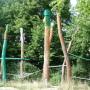 Dschungel-Balancierparcours von dem Spielraum Steilshooper Straße