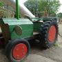 Traktor beim Apfelhof (Appelhoff)